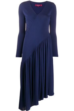 Sies marjan Asymmetric knitted dress