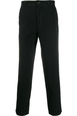 VERSACE 1990s wide-leg trousers