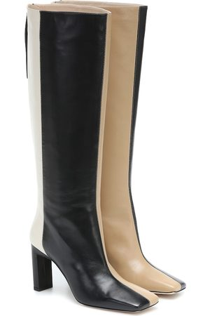 Wandler Women Boots - Isa leather boots