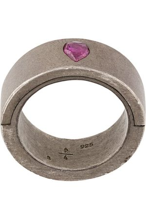 PARTS OF FOUR Sistema embellished ring