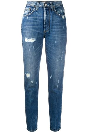 BOYISH DENIM Billy high rise slim fit jeans
