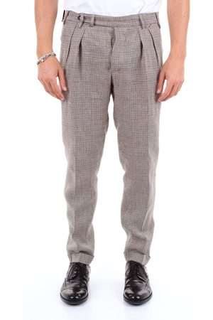 MICHAEL COAL Pantalone Men Multicolor