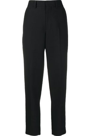 Ami Woman Cigarette Leg Trousers