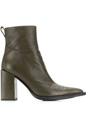 Ami Women Ankle Boots - Chunky heel ankle boots