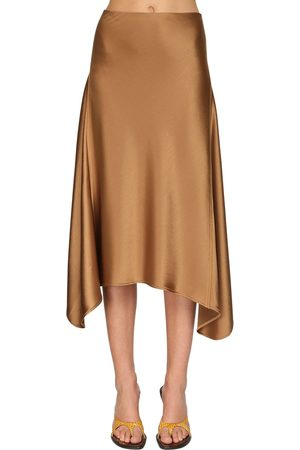 SIES MARJAN Women Skirts - Asymmetric Knee Length Skirt