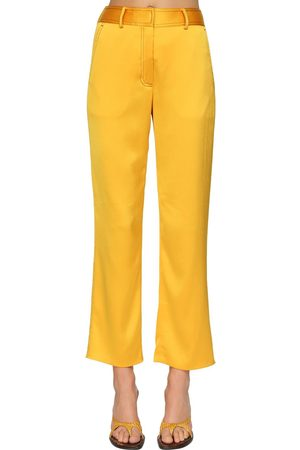 Sies marjan Women Pants - Cropped High Waist Pants