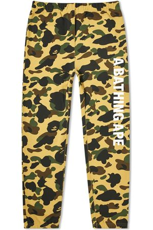 AAPE BY A BATHING APE 1st Camo Slim Sweat Pant