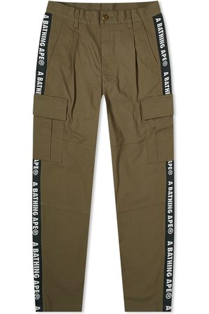 AAPE BY A BATHING APE Side Tape Stretch 6 Pocket Pant