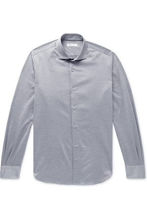 Loro Piana Cotton-jersey Shirt