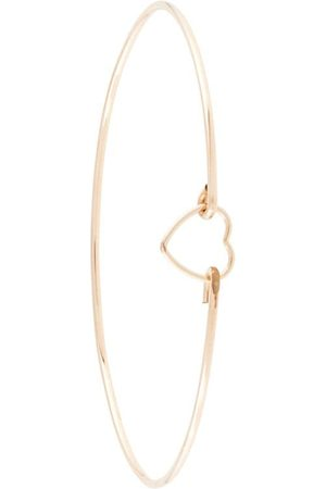 Petite Grand Love Heart chain bangle