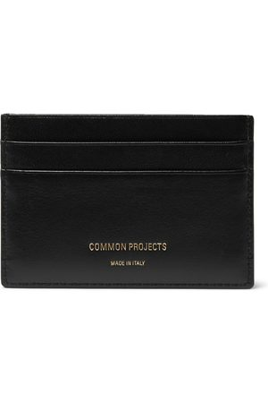 COMMON PROJECTS Men Wallets - Textured-Leather Cardholder