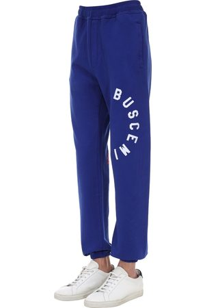 BUSCEMI Men Pants - Tackel Cotton Twill Sweatpants
