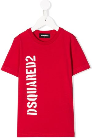 Dsquared2 Kids Logo-printed T-shirt