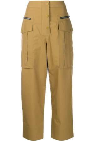 3.1 Phillip Lim Cropped cargo trousers