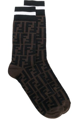Fendi Monogram socks
