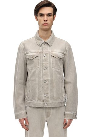 A-COLD-WALL* Overdyed Cotton Denim Jacket