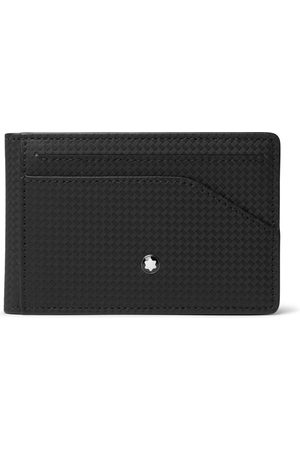 Mont Blanc Extreme 2.0 Textured-leather Cardholder