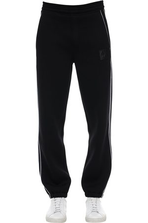 Neil Barrett Men Pants - Viscose Blend Jersey Sweatpants