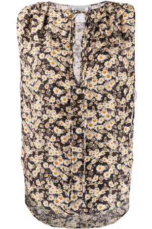 Stella McCartney Daisy print top