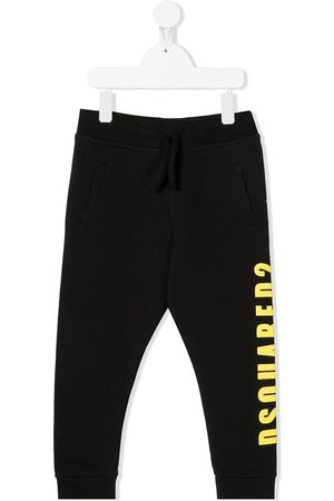 Dsquared2 Graphic print track pants