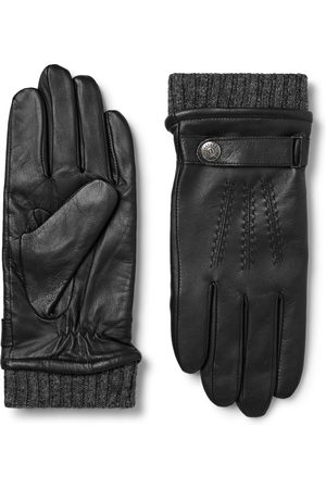 Dents Men Gloves - Henley Touchscreen Leather Gloves