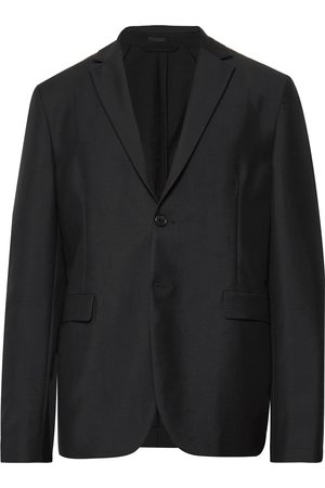 Acne Studios Antibes Unstructured Wool And Mohair-blend Blazer