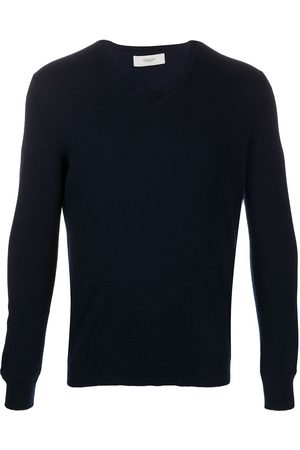 PRINGLE OF SCOTLAND Cashmere long-sleeve jumper