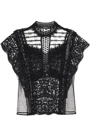 Isabel Marant Tilly lace top