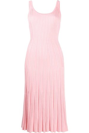 Kenzo Ribbed knitted dress
