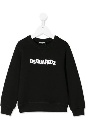 Dsquared2 Stamped logo print sweatshirt