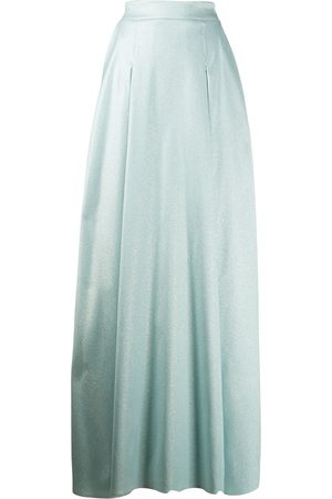 TALBOT RUNHOF High-waist long full skirt