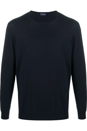 DRUMOHR Crew neck cotton jumper
