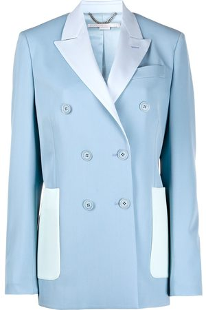 Stella McCartney Panelled double-breasted blazer