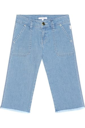 Chloé Cropped straight jeans