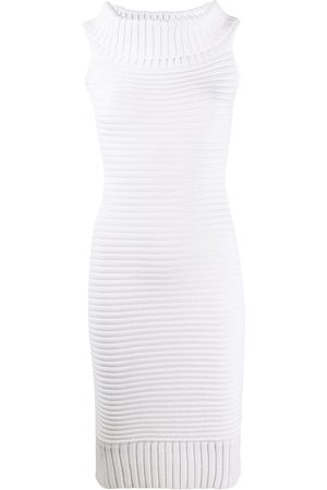 CHANEL 2009 knitted dress