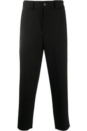 Harris Wharf London Cropped tapered trousers