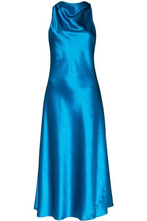 Sies marjan Andy cowl-neck midi dress