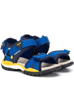 Geox Boys Sandals - Open toe touch-strap sandals