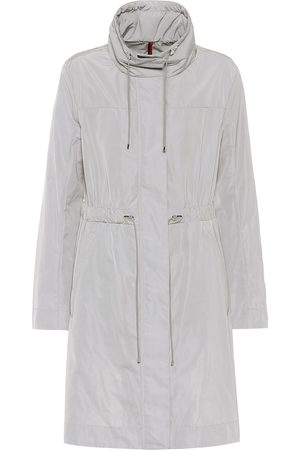 Moncler Malachite raincoat