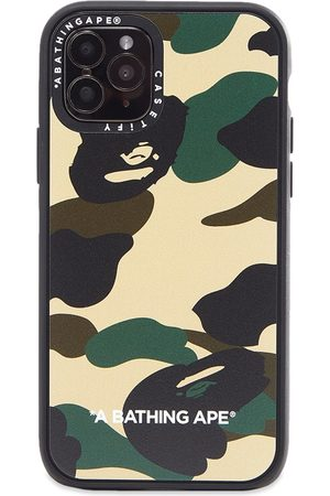 AAPE BY A BATHING APE X Casetify 1st Camo iPhone 11 Pro Case