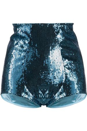 Dolce & Gabbana Sequin-embellished briefs
