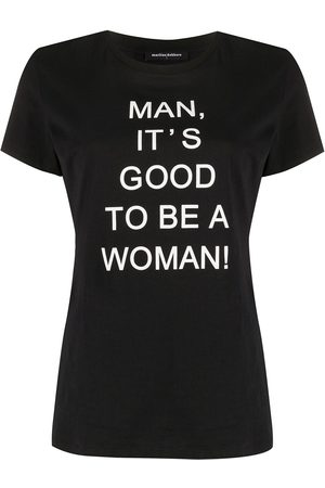 Marlies Dekkers Man, it's good to be a woman' T-shirt