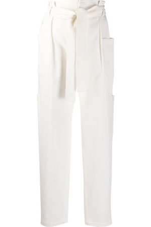 RED Valentino Straight-leg cargo trousers