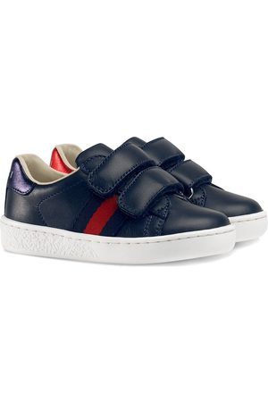 Gucci Toddler sneakers with Web