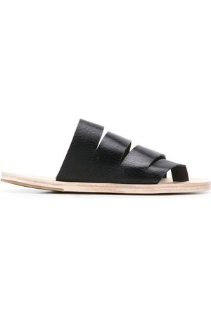 MARSÈLL Strappy leather sliders