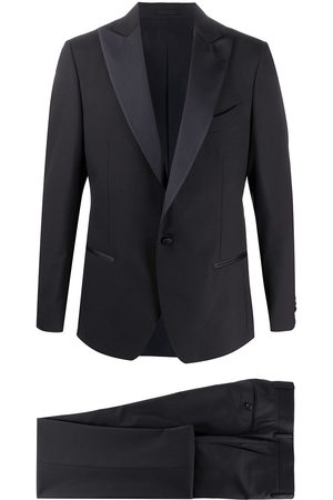 DELL'OGLIO Single-breasted two-piece dinner suit