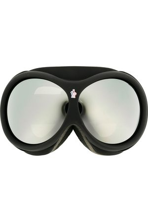 Moncler Mirrored goggles