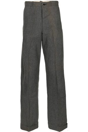 Fake Alpha Vintage 1940s tailored loose-fit trousers