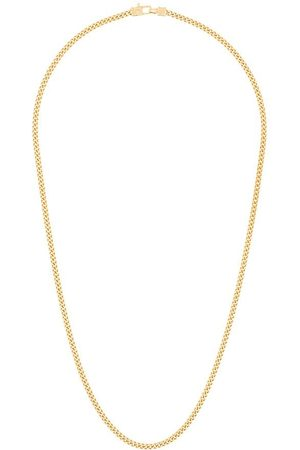 TOM WOOD Men Necklaces - Plated sterling silver necklace