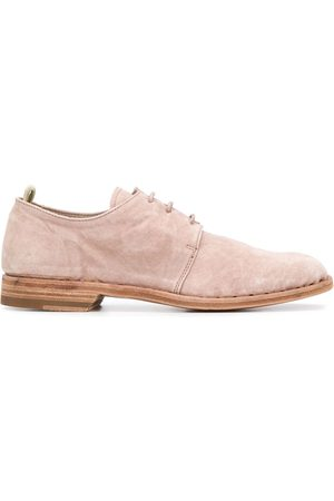 Officine creative Oliver almond toe brogues